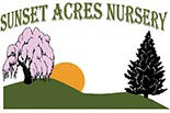 SUNSET ACRES NURSERY logo