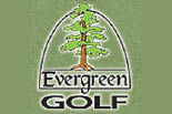EVERGREEN GOLF logo
