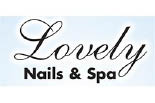 LOVELY NAILS logo