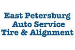 EAST PETERSBURG AUTO SERVICE TIRE & ALIGNMENT logo