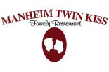 MANHEIM TWIN KISS FAMILY RESTAURANT logo