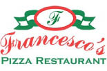 FRANCESCO'S PIZZA RESTAURANT logo