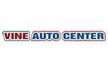 VINE AUTO CENTER logo