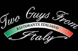 TWO GUYS FROM ITALY logo
