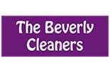 BEVERLY CLEANERS** logo