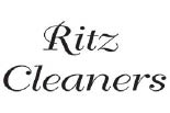 RITZ CLEANERS logo