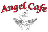 ANGEL CAFE logo