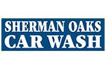 SHERMAN OAKS CAR WASH logo