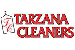 TARZANA CLEANERS logo