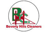 BEVERLY HILLS CLEANERS logo