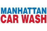 MANHATTAN CAR WASH logo