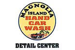 MAGNOLIA ISLAND CAR WASH logo