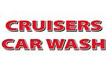 CRUISERS CAR WASH**** logo