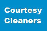 COURTESY CLEANERS logo