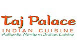 TAJ PALACE INDIAN CUISINE logo