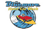 BLUE WAVE CAR WASH logo