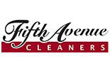 FIFTH AVENUE CLEANERS**** logo