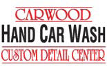 CARWOOD CAR WASH logo