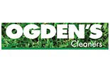 OGDEN CLEANERS logo