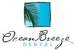OCEAN BREEZE DENTAL logo