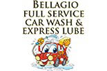 BELLAGIO CAR WASH logo
