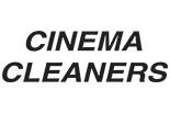 CINEMA CLEANERS** logo