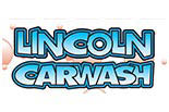 LINCOLN CAR WASH logo