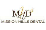 MISSION HILLS DENTAL logo