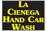 LA CIENEGA CAR WASH logo
