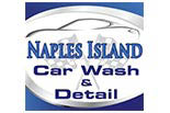 NAPLES ISLAND CAR WASH logo