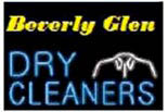 BEVERLY GLEN CLEANERS logo