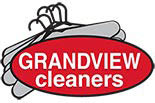GRANDVIEW CLEANERS**** logo