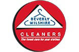 BEVERLY WILSHIRE CLEANERS logo