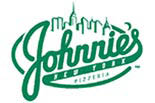 JOHNNIE'S NY PIZZA logo