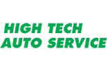 HIGH TECH AUTO SERVICE logo