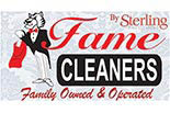 FAME CLEANERS logo