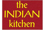 THE INDIAN KITCHEN logo