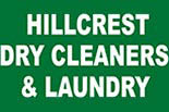 HILLCREST CLEANERS logo