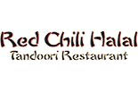 RED CHILI HALAL TANDOORI logo