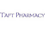 TAFT PHARMACY logo
