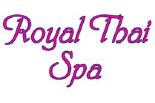 ROYAL THAI SPA logo
