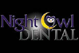 NIGHT OWL DENTAL logo