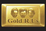 GOLD R US logo