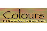 COLOURS HAIR SALON logo