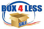BOX 4 LESS logo
