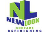 NEW LOOK SURFACE REFINISHING logo
