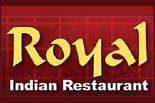 ROYAL INDIAN RESTAURANT logo