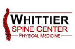 WHITTIER SPINE CENTER logo