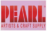 PEARL ARTISTS & CRAFT SUPPLY / L.A logo