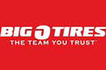 BIG O TIRES & SERVICE logo